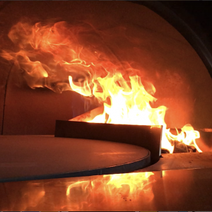 flame - woodfire oven